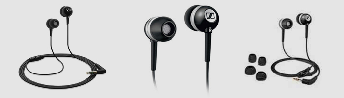 Sennheiser CX300B MKII Earbuds - top 10 headphones