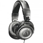 Audio Technica ATH-M50 Professional Studio Headphones - most popular headphones
