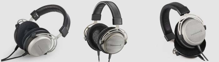 beyerdynamic t1 Tesla headphones - expensive headphones
