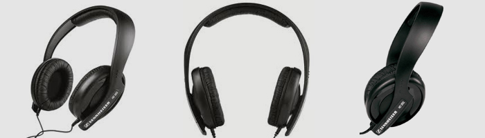 sennheiser hd202 - best headphones under 50