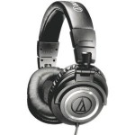 audio technica ATH-M50 headphones - fathers day deal on headphones