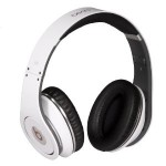Beats by Dr. Dre Studio Headphones White