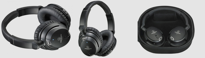 Audio Technica ATH-ANC9 Noise Cancelling Headphones Review