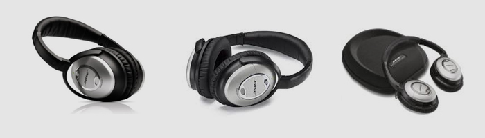 Bose QC15- best noise cancelling headphones