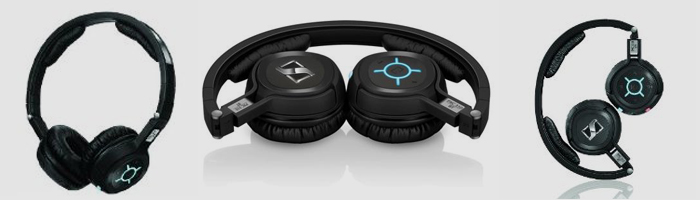 Sennheiser MM 450-X Wireless Bluetooth Headphones