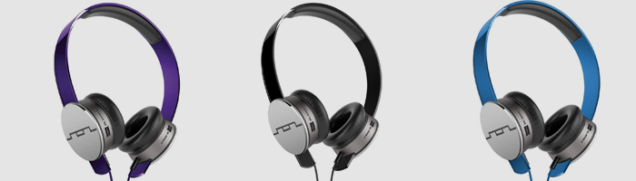 best bass headphones - sol republic on ear headphones