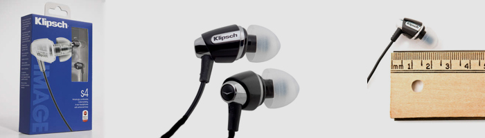 top ten headphones - klipsch-image-s4-in-ear-headphones