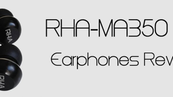 rha ma-350 earphones review