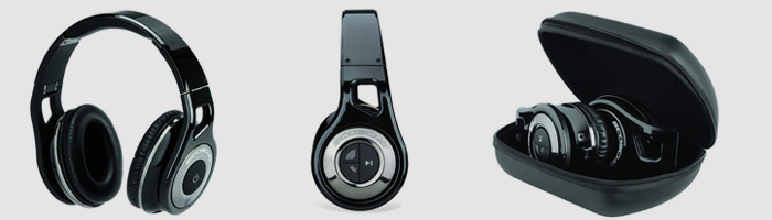 sleek headphones