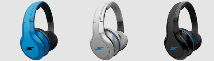 Street by 50 - sleek headphones